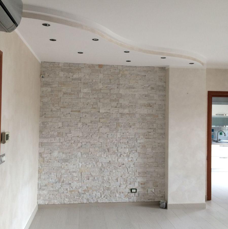 Idee per decorare la tua casa in habitissimo nel for Rivestimento parete soggiorno