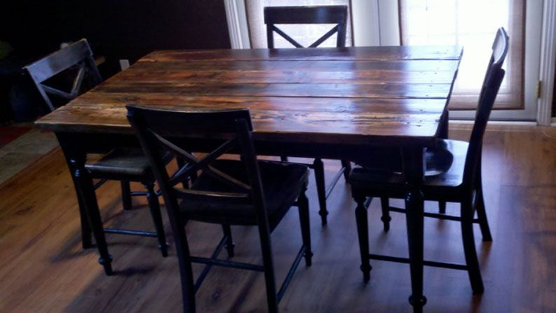 Reclaimed Wood Dining Table Sandiego Reclaimed Wood Furniture