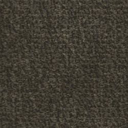 A838 Charcoal Grey Solid Chenille Upholstery Fabric By The Yard