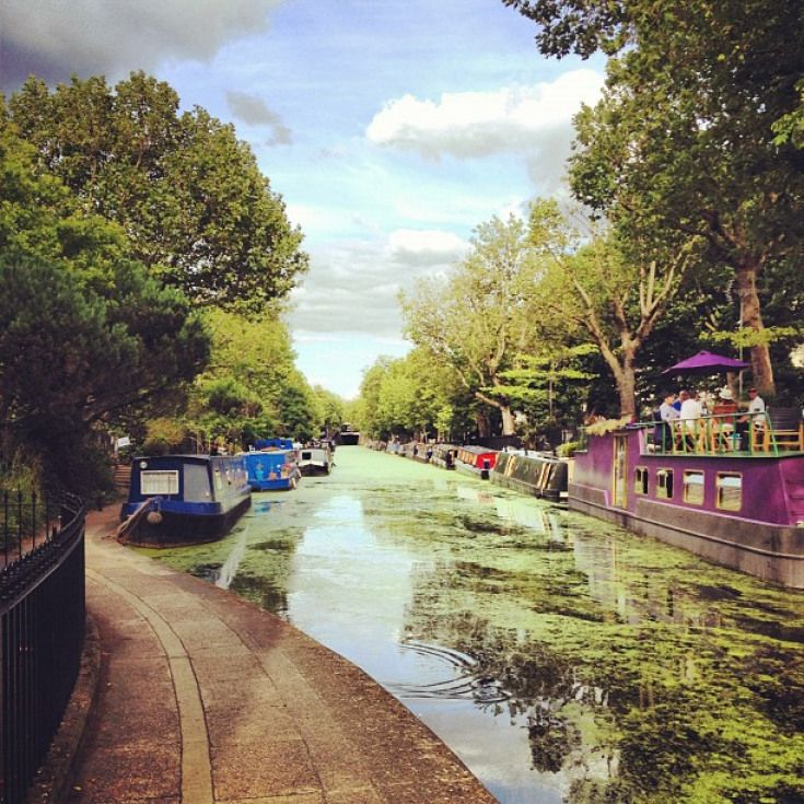In Photos: Little Venice At Its Best | Londonist