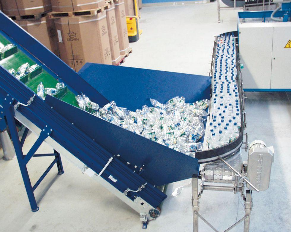 Waste Compaction Equipment Brikpress Conveyor BeltHadlow