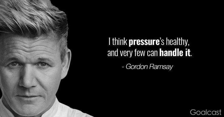 15 Gordon Ramsay Quotes to Help You Perform at Your Best