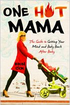 One Hot Mama...I will need this book in the future and she is also a military spouse.