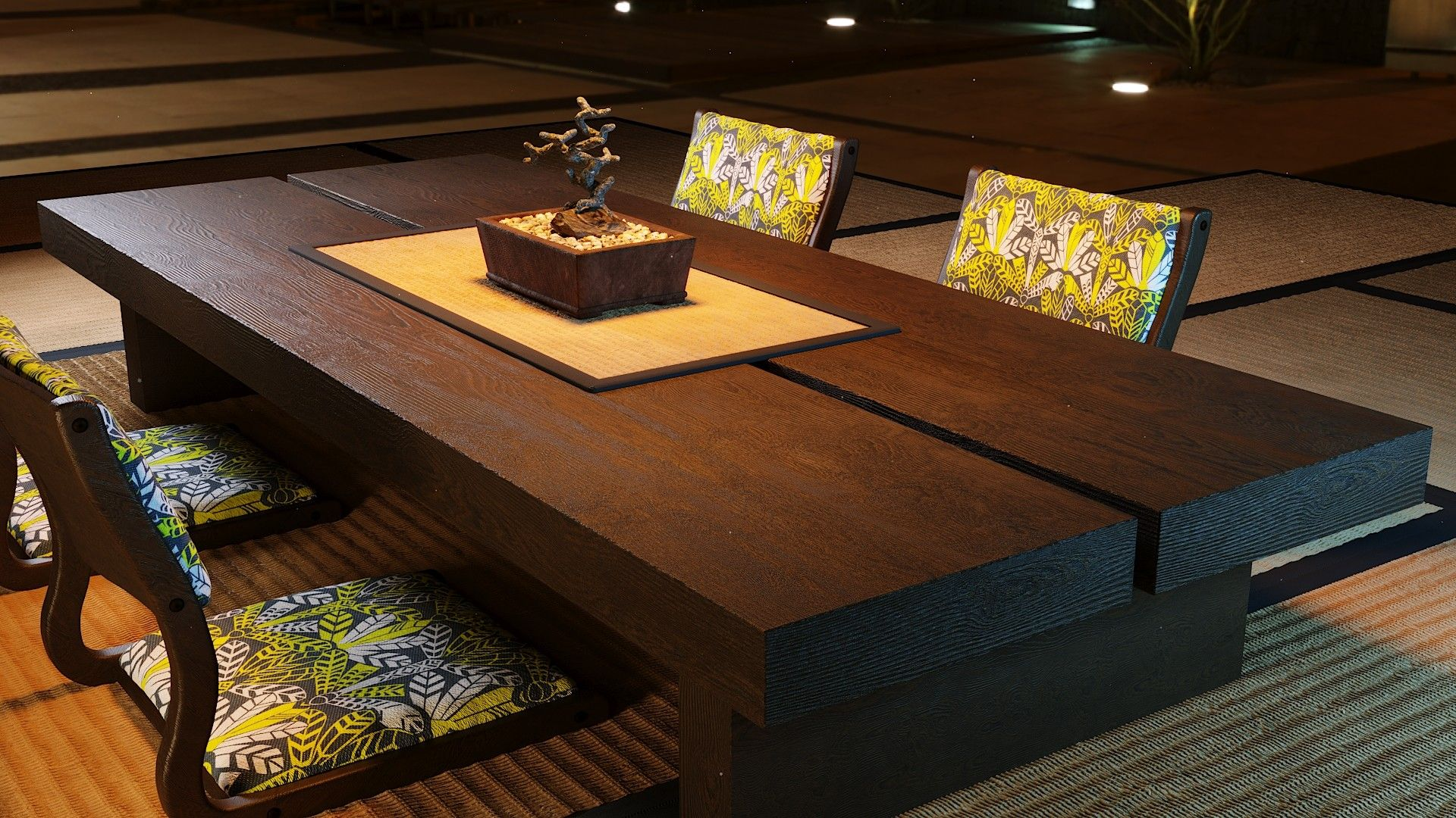Pin by Ingrid on Living Room in 2020 | Japanese dining ...