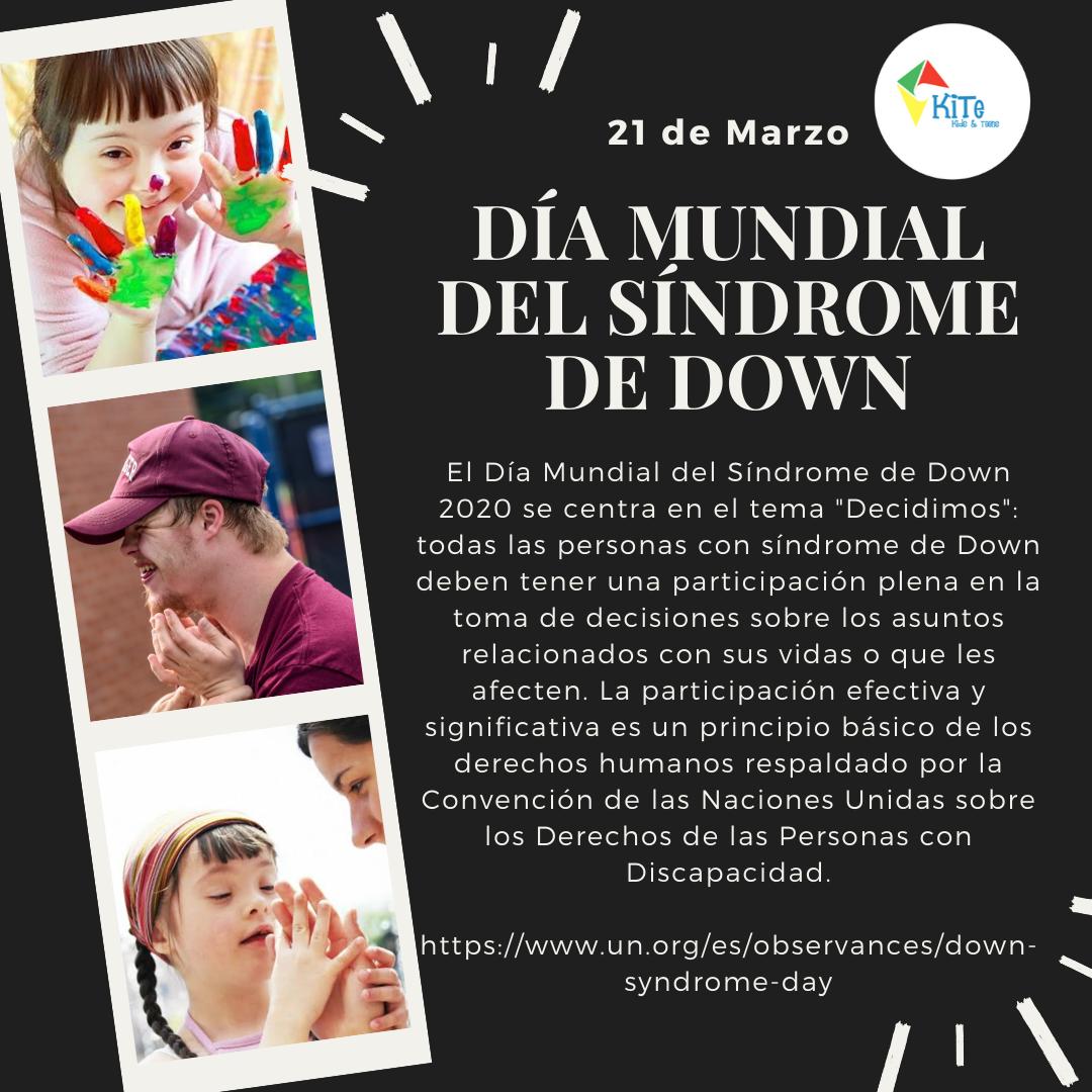 Día Mundial Del Síndrome De Down 2020 Cards Instagram Capture