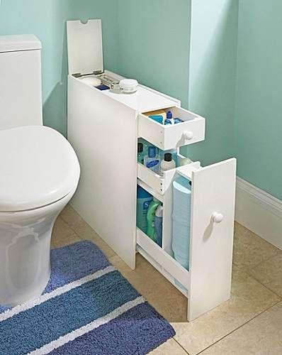 Tolva mueble pr ctico para ba os chicos muebles pinterest pine house and room - Mueble bano estrecho ...