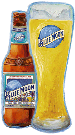 Blue Moon Cinnamon Horchata Tasting Review Summer Honey Honey Wheat Home Brewing Beer