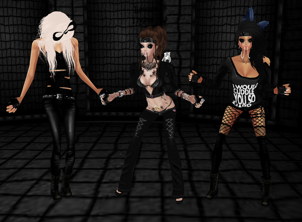 Goth chatrooms