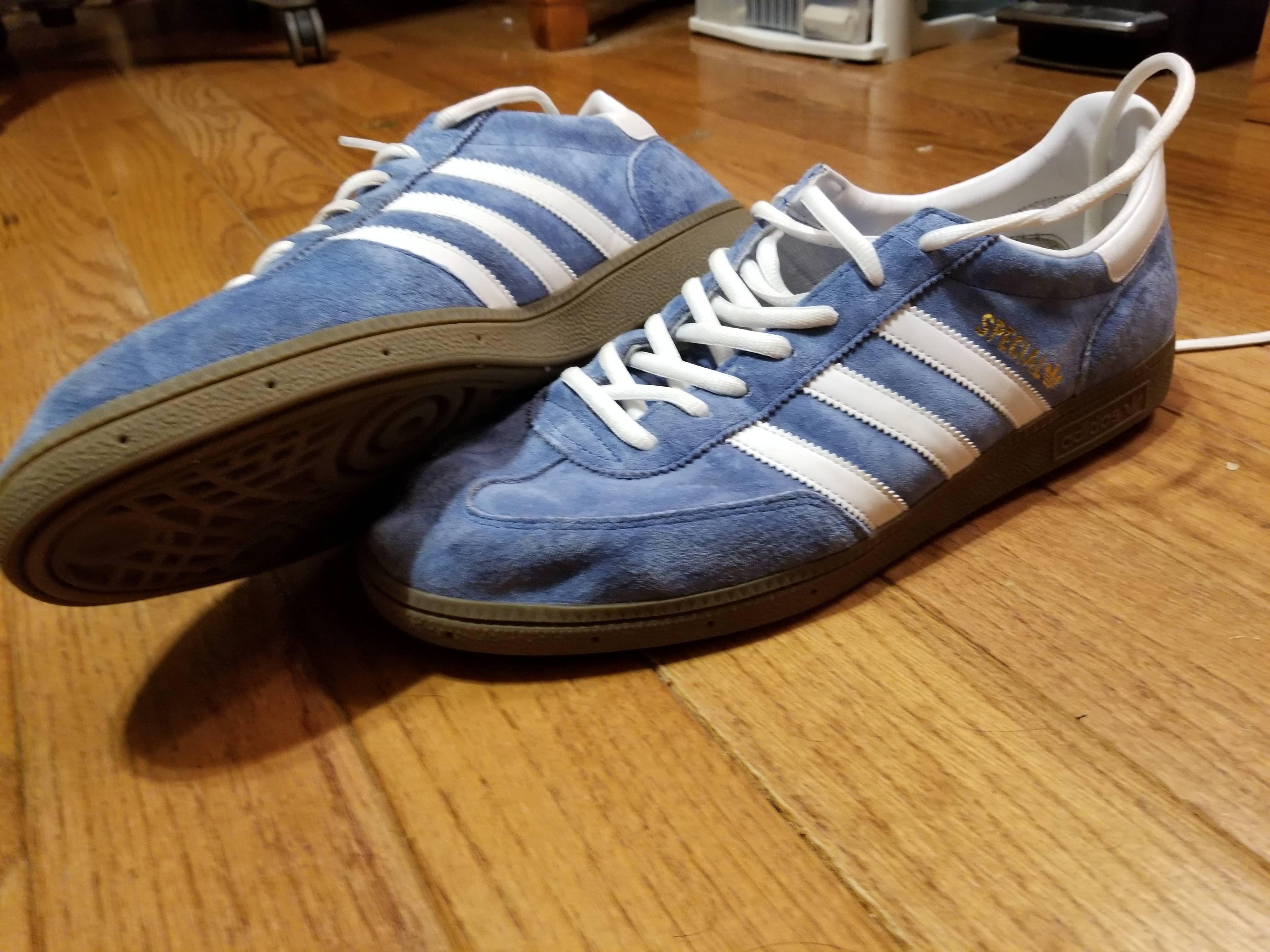0ec27bcf2a979a Not the flashiest or most expensive shoe out there but I really dig em ( Adidas Spezial Handball)