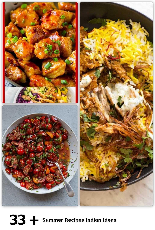 33 Summer Recipes Indian Ideas Summer Recipe Indian Summer Vegetable Recipes Summer Recipes Butter Chicken Recipe Indian