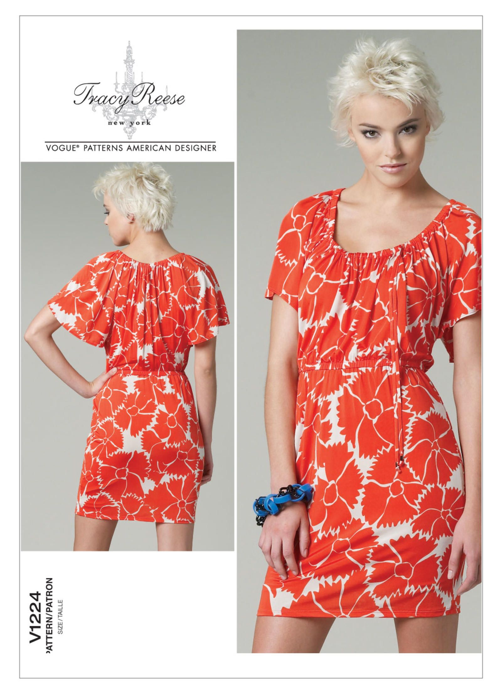 V1224 | Vogue Patterns | Sewing Patterns I\'d Like to Own 1 ...