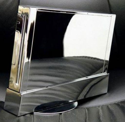 Photo of Chrome Wii so hübsch, aber keine Fingerabdrücke. #erholungsraum #erholungsraum #zimmer …