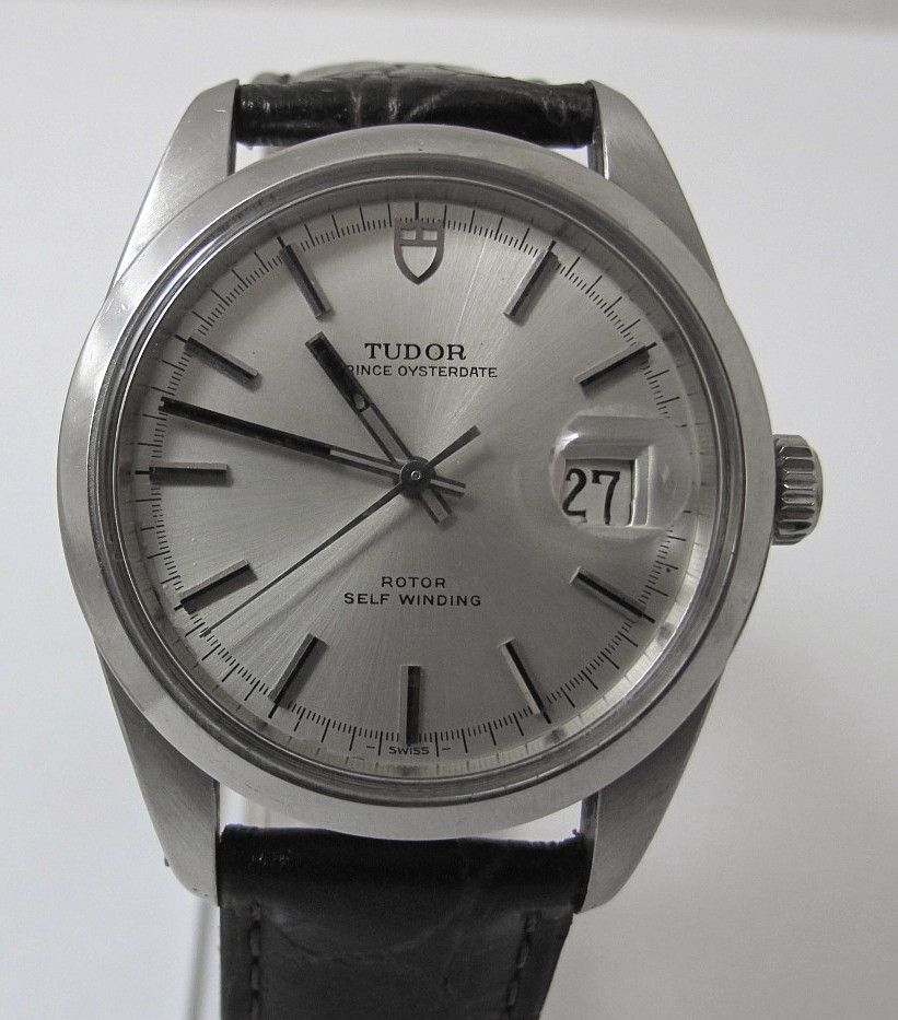 Timeless design. Rolex Montres Tudor S.A. 7024/0 Jumbo