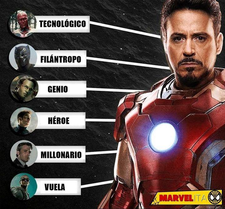 Memes de Marvel 2.0 – [5]
