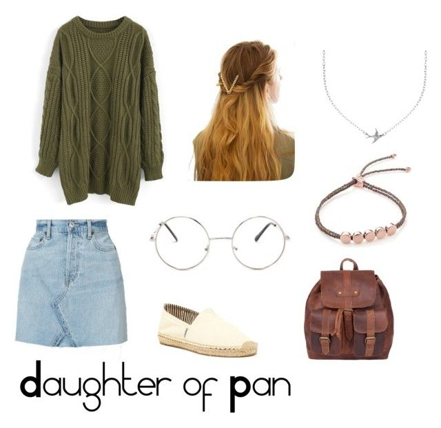 daughter of pan percy jackson inspired outfits