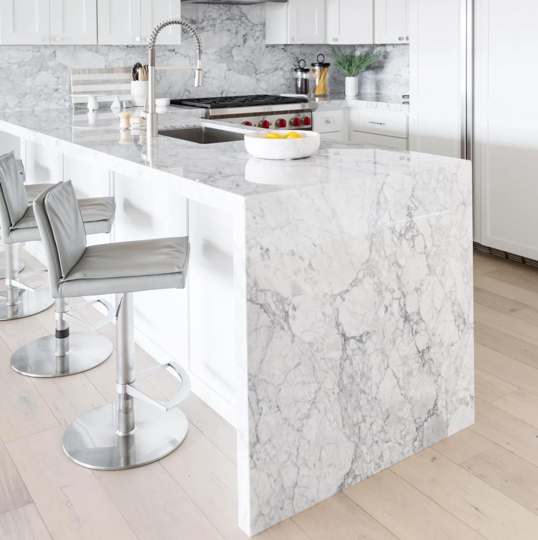 Marina Marble Bowl In 2020 Marble Bowl White Marble Kitchen Decor