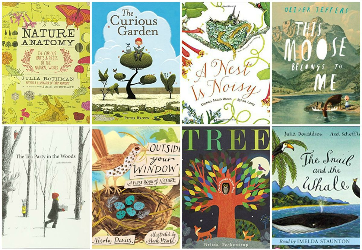30 Beautiful Children S Picture Books About Nature Nature Kids Children S Picture Books Nature School