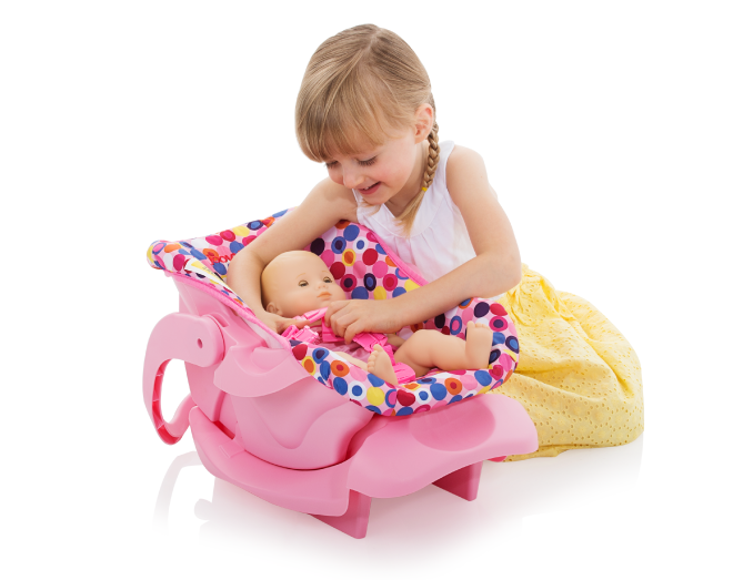 Toy Car Seat (With images) Baby car seats, Baby doll