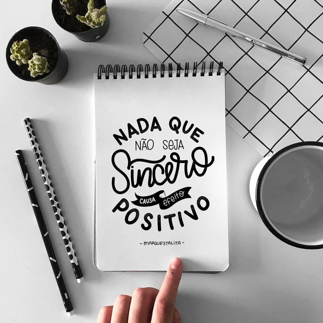 Pin De Magali Santos Em Vida Lettering