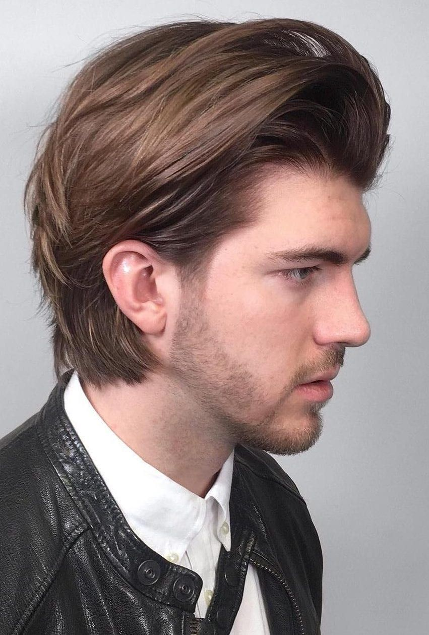 The Ear Tuck Haircut: A Suave Style for Modern-Day Gentlemen