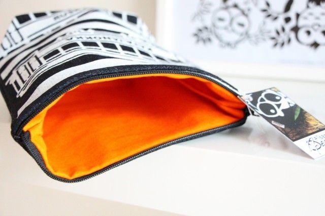 Pisama Design makeup bag :)