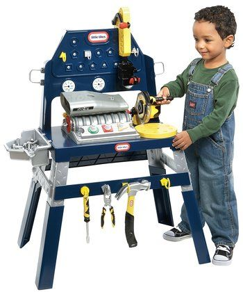 Work Bench Play Learn Tool Names And Functions Pretend