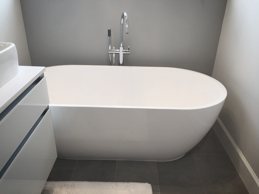 30++ Freestanding tub in small space ideas