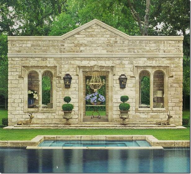 Pool, Stone Pool House