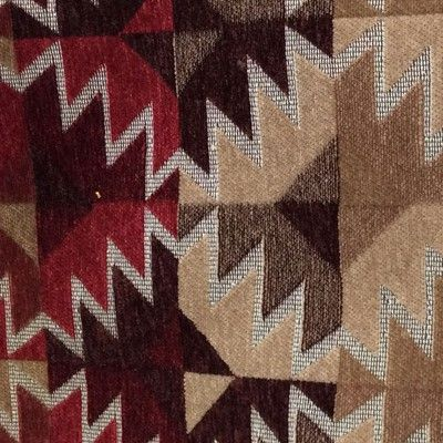 Creativity Camel Native American Fabric And Southwest Styled