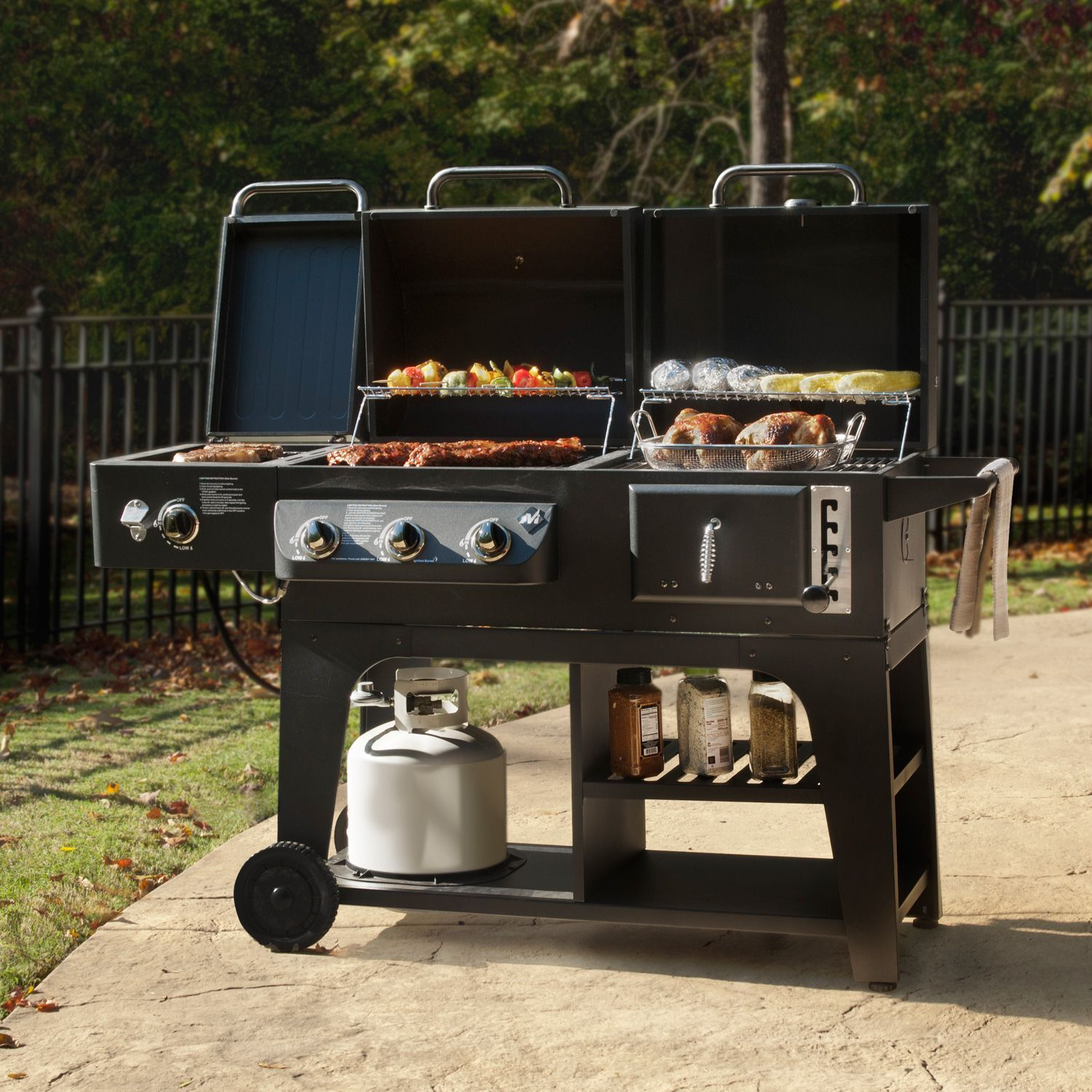 Member's Mark Hybrid Grill - Sam's Club OR a grill similar to this ...