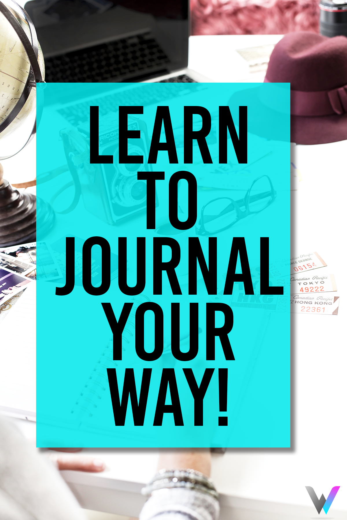 Journal Kickstart A Free 5 Day Challenge Learn By Whitney Planner Bullet Journal Journal Organization Monthly Bullet Journal Layout