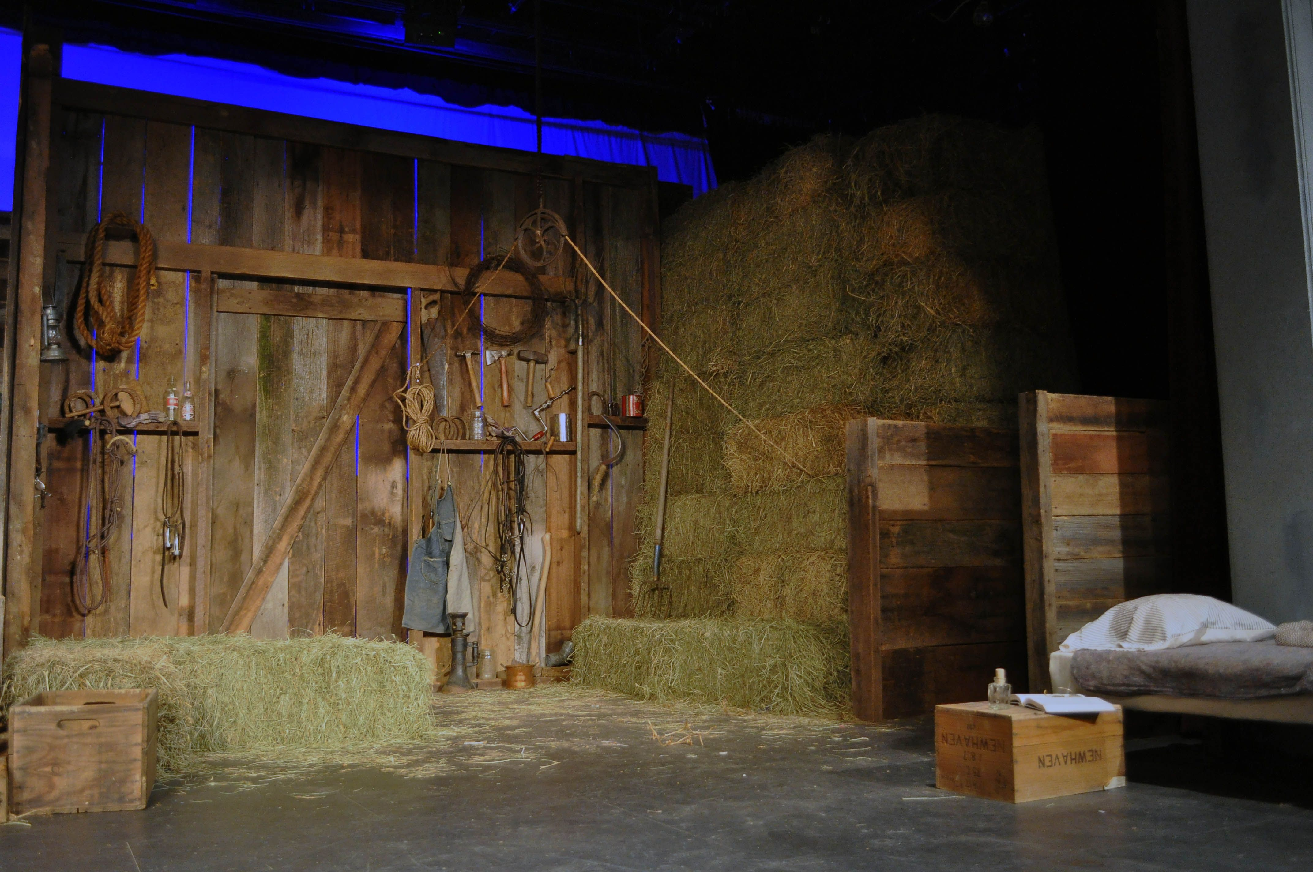 Mice And Men Theater Set Age Of Accountability Set