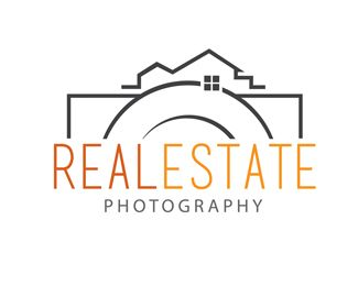 Real Estate Photography Logo design - Real Estate