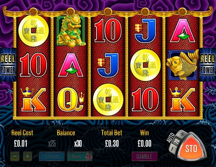 5 Dragons, a winner in the online slot space offering 243 lines to win and  its high volatility provides an exciting gaming experience. Play it… |  Uang, Mainan, Asli