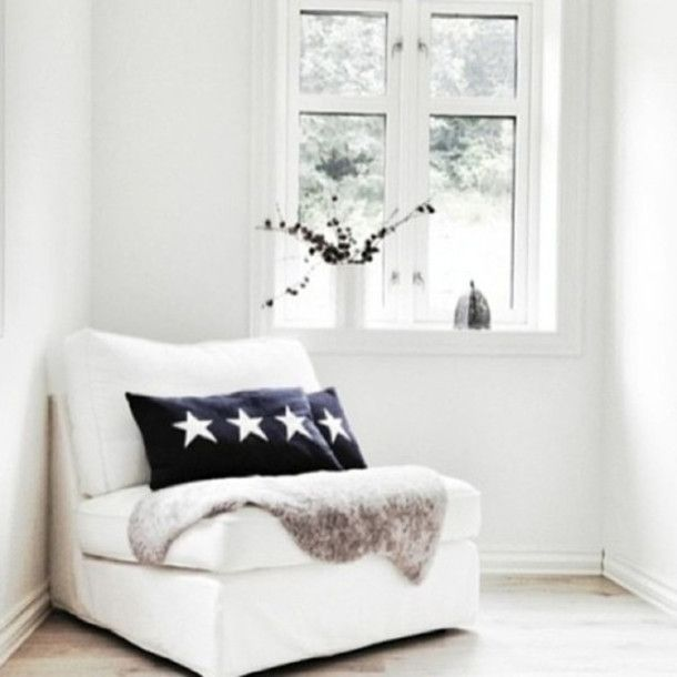 Interior chair decoration