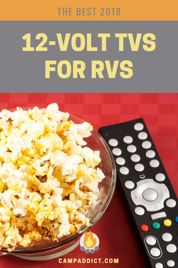 The Best 2019 12 Volt Tvs For Rvs Camping Reservations Rv Rv Accessories