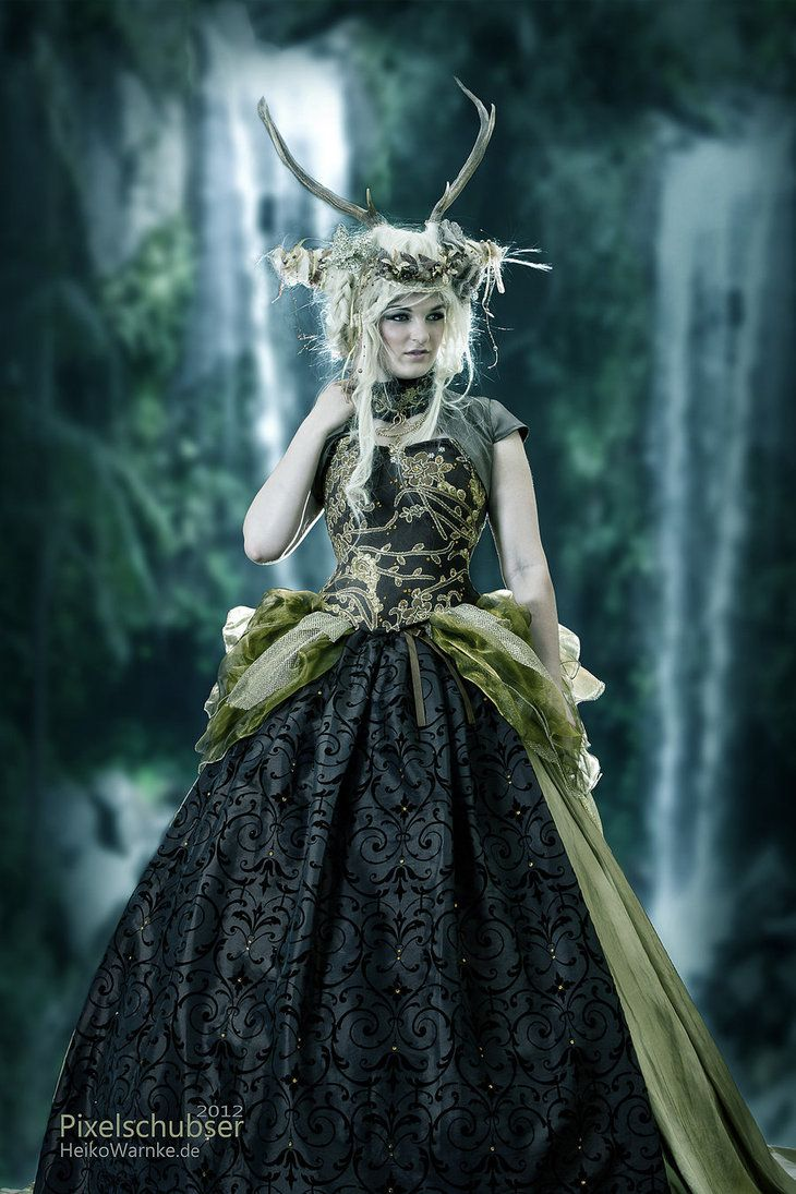 Enchanted forest beauty by ~Jumeria-Nox on deviantART ...