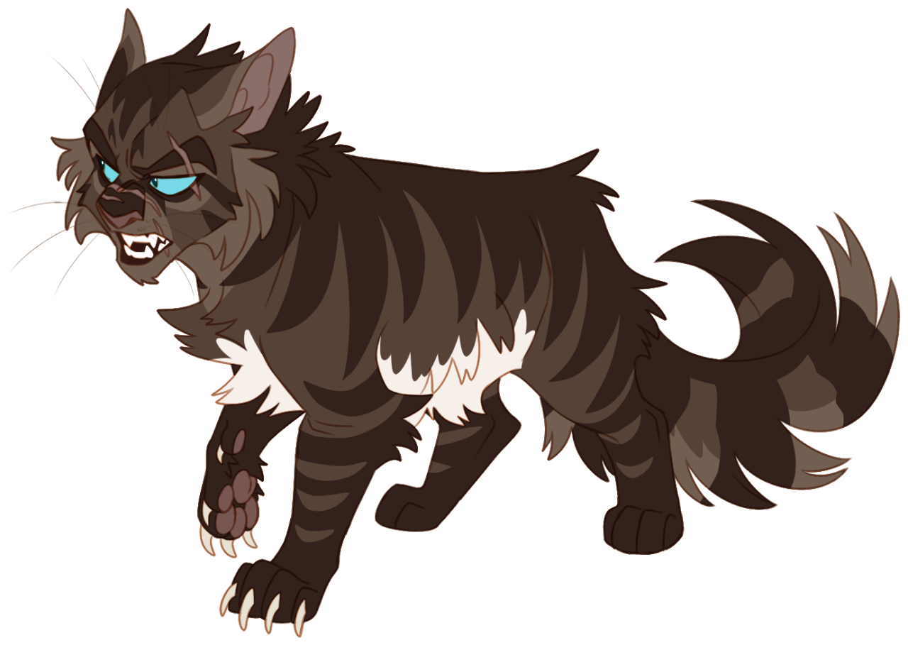 100 Warrior Cats Challenge 28 Hawkfrost Warrior Cat