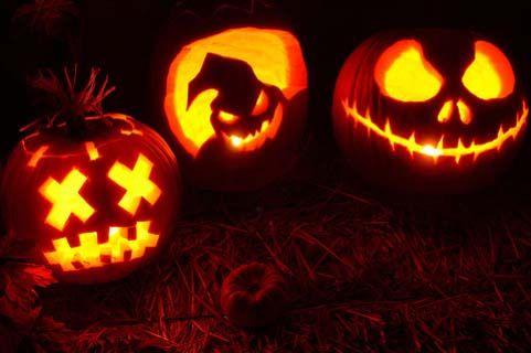 carving Halloween/Fall Pinterest