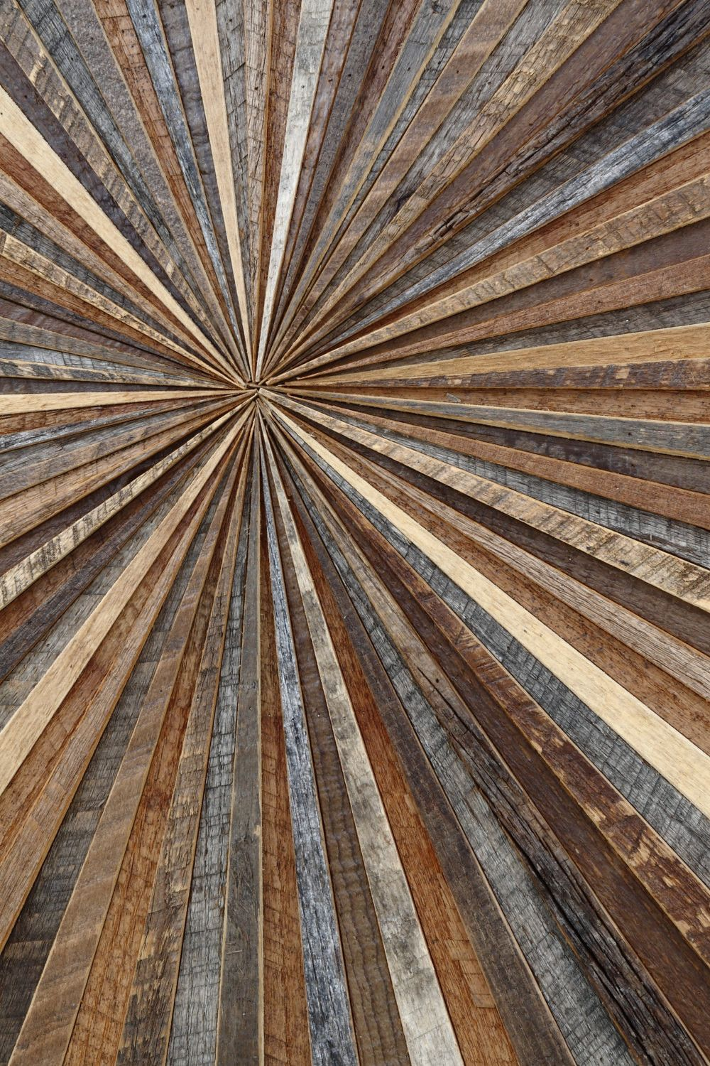 Starburst Wood Wall Art Made With Old Reclaimed Barnwood Different Sizes Available Barnwood Wall Art Wood Wall Art Reclaimed Barn Wood Wall