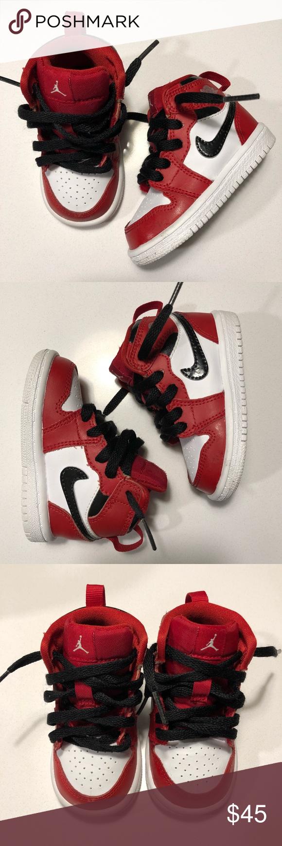 "size 40 127df 47f28 Air Jordan 1 ""Chicago"" sz 4 (toddler) Air Jordan 1 ""Chicago ..."