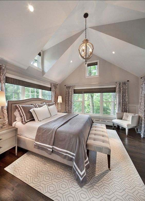 Soothing Bedroom Color Palette Paint Is Farrow Ball