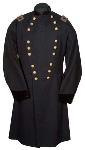 Union Major General Frock Coat
