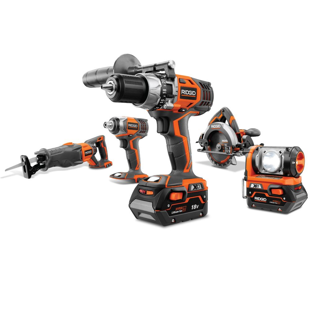 Great Deal Combo Kit Tools Cordless Drill Reviews
