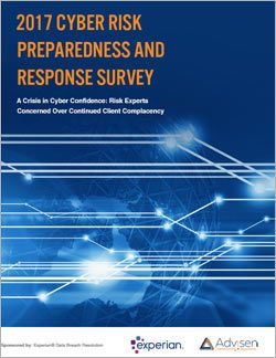 2017 Cyber Risk Preparedness And Response Survey Advisen Ltd