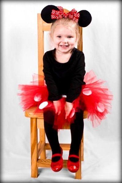 Minnie Mouse Birthday Party Ideas Julia\u0027s 1st Bday Pinterest - toddler girl halloween costume ideas