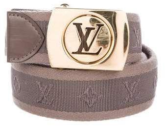 03c78a05e23 Louis Vuitton Monogram Fortune Belt   Products   Belt, Louis vuitton ...