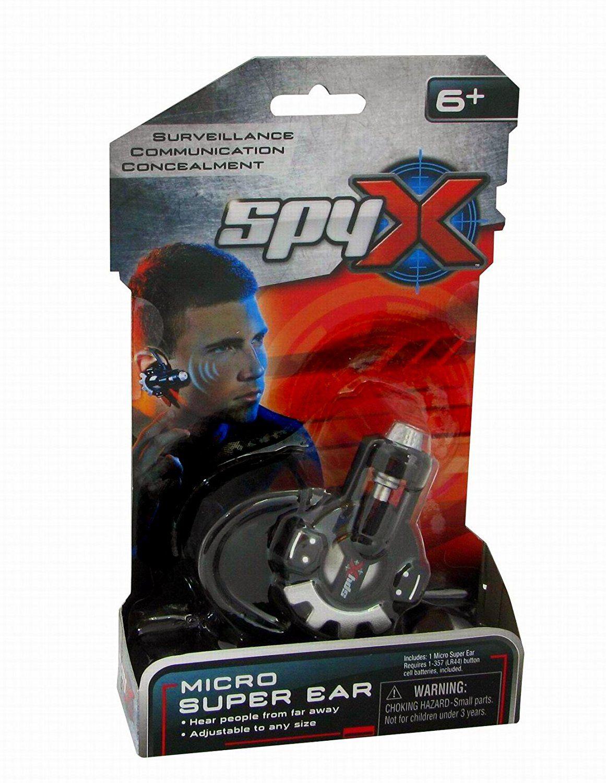 SpyX / Micro Super Ear Spy Toy Listening