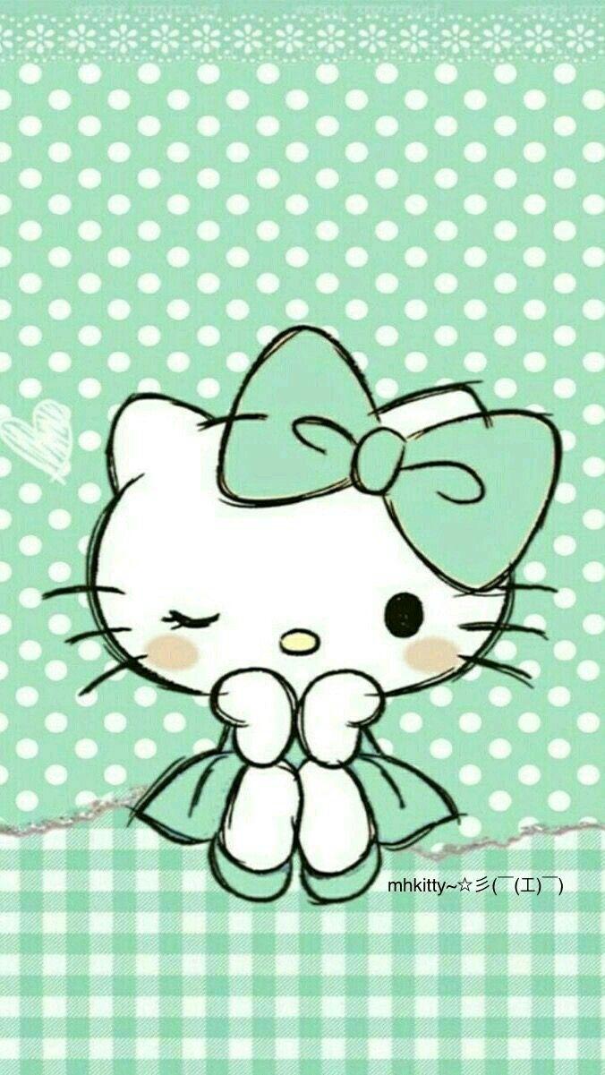 Top Wallpaper Hello Kitty Mint Green - 5a4fc939cf177afe5b097e6da070c654  2018_198343.jpg