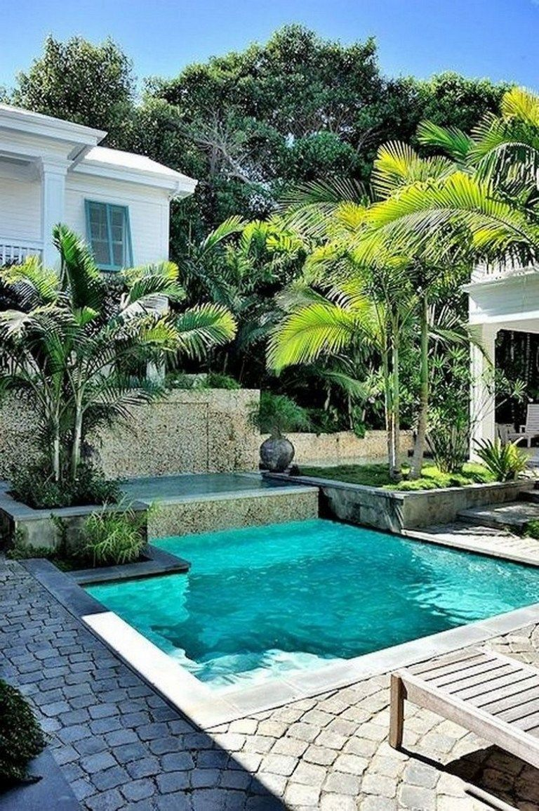77 Gorgeous Small Pool Design For The Backyard 23 Home Design Ideas In 2020 Small Backyard Pools Backyard Pool Designs Cool Swimming Pools